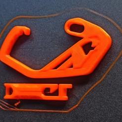 Télécharger modèle 3D gratuit *NOUVEAU* Porte Flex robuste Mousqueton ddf3d Personnalisé, Ignecio