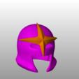 Download STL Nova Helmet for 3D Printing STL, 3DFinder