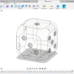 Kostka 2.png Télécharger fichier OBJ Dés, imprimable en 3D, non texturé • Plan imprimable en 3D, VladimirJonas