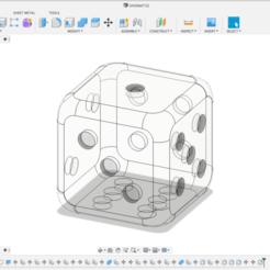 Kostka 1.png Télécharger fichier OBJ Dés, imprimable en 3D, non texturé • Plan imprimable en 3D, VladimirJonas