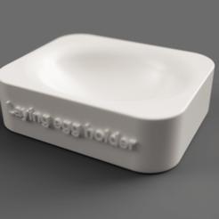 Laying egg holder 10-.png Download free OBJ file Laying egg holder • 3D printer model, VladimirJonas