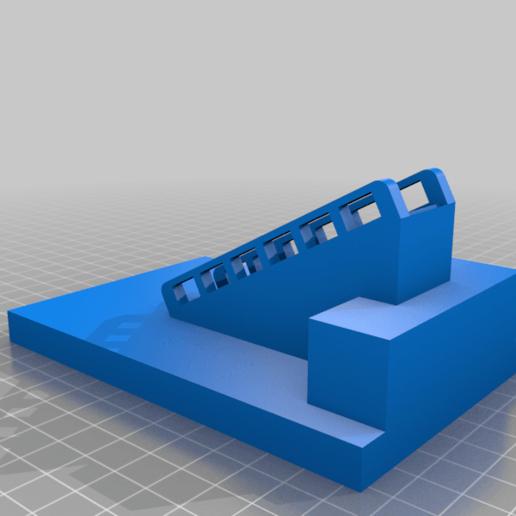 Base1.png Download free STL file Stargate Bookend • 3D print design, charleshuangfei