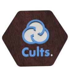 Download free 3D printer files Cults Logo, charleshuangfei