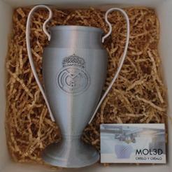 Captura.PNG Télécharger fichier STL Coupe des champions du Real Madrid • Plan pour impression 3D, MOL3D