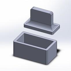 Assem1.JPG Télécharger fichier STL Moule à sushi Musubi • Design imprimable en 3D, maucvCOM