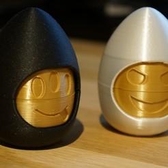 1.JPG Download STL file Versatile SmilEgg • 3D print object, Nau-Tec