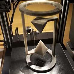 20200704_213341.jpg Download free STL file Tensegrity Pyramide • Design to 3D print, Lumpilein
