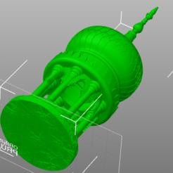 103073730_265891711324886_8157164509754329634_n.png Download STL file HP Magic Tower • 3D printer design, Arobotics3D