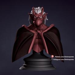 DQ_Brooklyn_v01.png Télécharger fichier STL Brooklyn v01 / Gargouilles • Design pour impression 3D, DerianQ