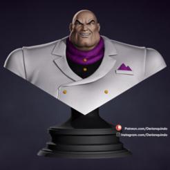 DQ_Kingpin_v01_03.png Download STL file Kingpin - Spiderman • 3D print model, DerianQ