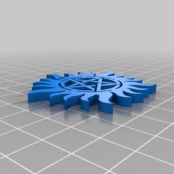 Télécharger fichier STL gratuit Charme surnaturel anti-possession • Design pour impression 3D, mschafer