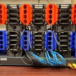 20191108_210549.jpg Télécharger fichier STL gratuit DEMAC, un cluster modulaire de Beowulf • Plan imprimable en 3D, Darptolus