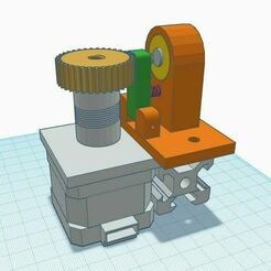 1.jpg Download free STL file Z axis brake • 3D printable design, francescangelif