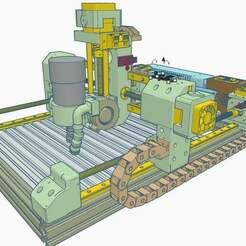 1.jpg Download free STL file CNC V5 DIY • 3D print design, francescangelif