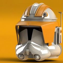 Download 3D printing files Commander Cody Helmet 3D Print Files Star Wars, ahartdesign