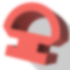 Curtain hook.stl Télécharger fichier STL gratuit Crochet pour rail de rideau • Plan pour imprimante 3D, Polymorph