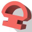 Screenshot 2020-06-29 at 14.51.10.png Télécharger fichier STL gratuit Crochet pour rail de rideau • Plan pour imprimante 3D, Polymorph