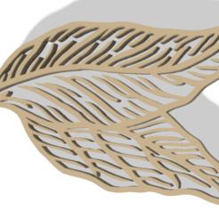 Download free 3D model Tobaco Leaf, Polymorph