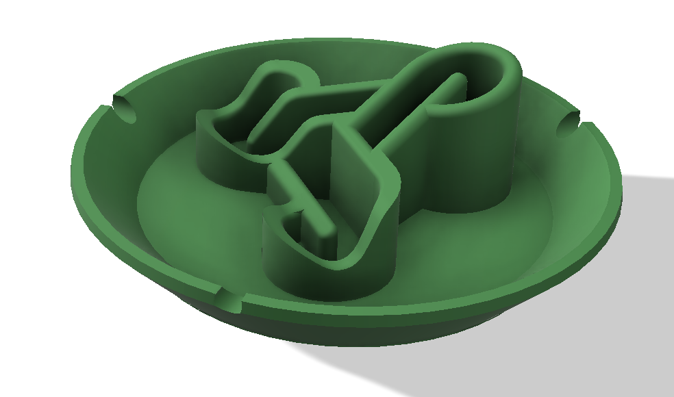 Screenshot 2020-06-29 at 14.41.47.png Download free STL file Polymorph Ashtray • Template to 3D print, Polymorph