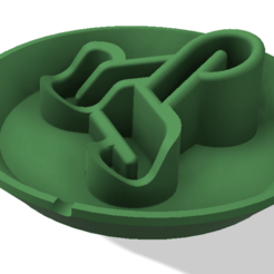 Download free 3D printing files Polymorph Ashtray, Polymorph