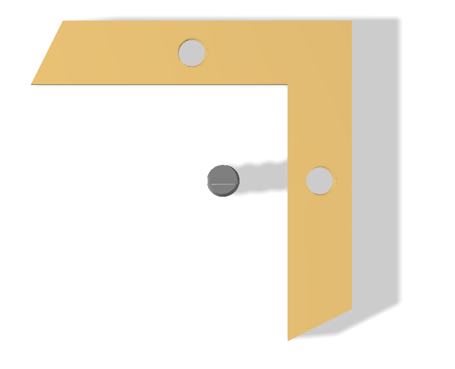 Screenshot 2020-07-01 at 12.36.13.png Download free STL file Picture frame L and grub screw • 3D printable object, Polymorph