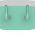 Télécharger fichier STL gratuit Support mural pour tasses à café, Polymorph