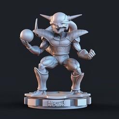 dbz.1235.jpg Télécharger fichier STL Congélateur 1 Dragon Ball • Design à imprimer en 3D, cesarin42