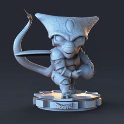 dbz.1255.jpg Télécharger fichier STL Cellule Dragon Ball • Objet pour impression 3D, Onepiece