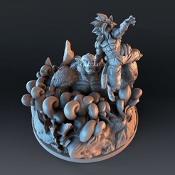 dbz.1272.jpg Télécharger fichier STL Vs33 Dragon Ball • Design pour imprimante 3D, cesarin42