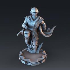 dbz.1269.jpg Télécharger fichier STL sayaman Dragon Ball • Modèle pour impression 3D, cesarin42