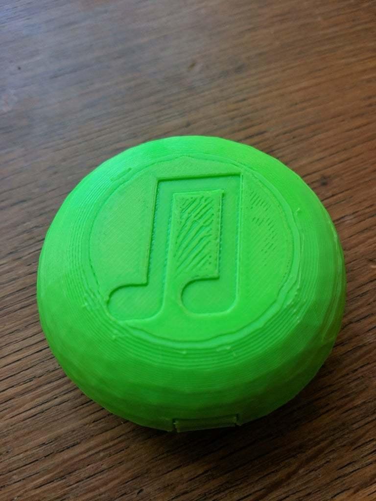 IMG_20200625_170136.jpg Download free STL file Print-In-Place Earphone Case • 3D print design, silorak10