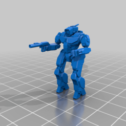STG-5M_custom.png Download free STL file Stinger (3R, 3G, 3Gb, 5M) • 3D printable object, Cato_Zilks