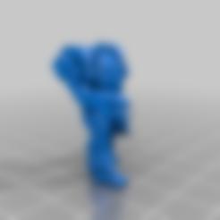 Download free 3D print files 6mm mech named short bow, Cato_Zilks