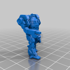 duangung_beta_alt.png Download free STL file 6mm mech named short bow • 3D printable object, Cato_Zilks