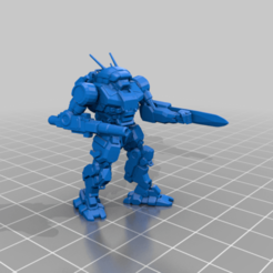 VND-5L.png Download free STL file 6mm mech for those who vindicate (4L and 5L) • 3D print design, Cato_Zilks