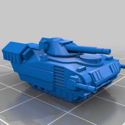 Download free 3D printer files Galleon Tank (several vatiants) (6mm), Cato_Zilks