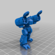 Download free 3D printer model 6mm mech named the famous english archery weapon (4 var), Cato_Zilks