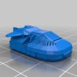 "Download free 3D printer model ""s-series"" hovertanks, Cato_Zilks"