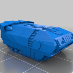Galleon-102-3_body.png Download free STL file Galleon Tank 102, 103,  & 104 variants (reworked) (6mm) • 3D print object, Cato_Zilks