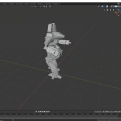 Screenshot (95).png Download free STL file Anubis mech (All Variants) • 3D printer model, Cato_Zilks