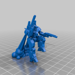 PXH-3M_Fly.png Download free STL file 6mm Mech P Hawk (3M) • 3D print design, Cato_Zilks