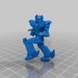 Download free 3D print files 6mm Mech Hermes II (5S), Cato_Zilks