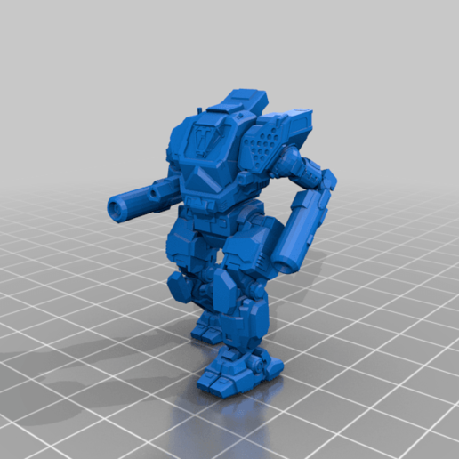 Download free 3D printer model 6mm mech named after the hunter in the sky (2M), Cato_Zilks