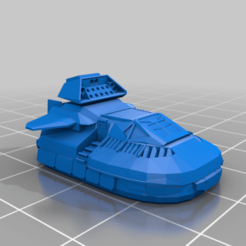 "Download free 3D printer model ""s-series"" hovertanks, Cato_Zilks"