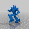 Download free 3D printing designs 6mm Mech Hermes II (5ME), Cato_Zilks