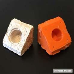 Télécharger fichier STL gratuit Moisissure du haut-parleur au mycélium • Plan pour impression 3D, ehans1c