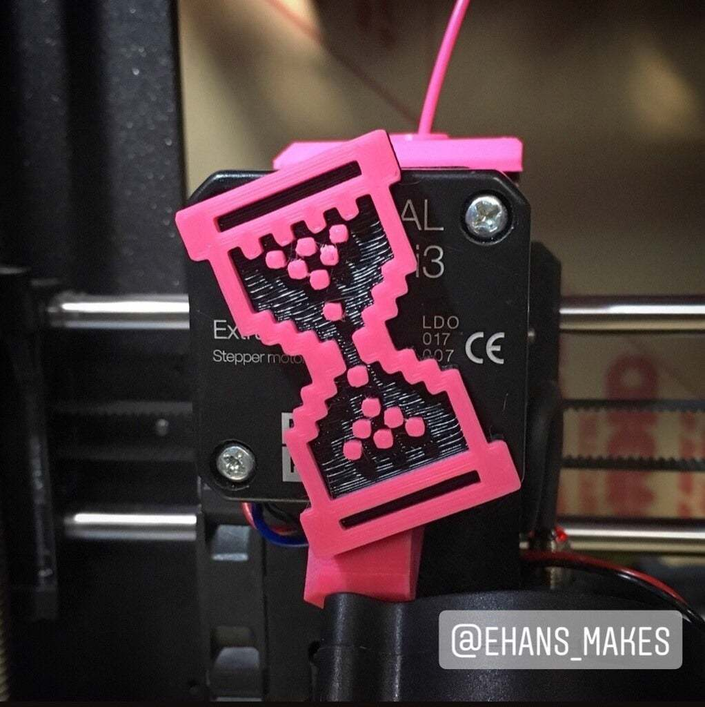 Hourglass_Photo.jpg Download free STL file Windows Hourglass Cursor Extruder Visualizer • 3D printer design, ehans1c