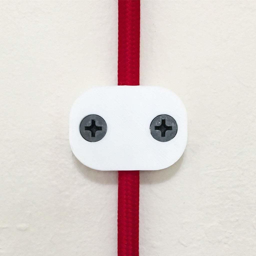 Cable_Holder.jpg Télécharger fichier STL gratuit Porte-câble • Modèle imprimable en 3D, ehans1c