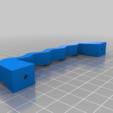 Télécharger fichier impression 3D gratuit Funky Drawer Pull, ehans1c