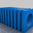 Download free STL file Kryptonite Square Bike Lock Spacer • 3D printing template, ehans1c